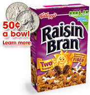 Raisin Bran Coupon